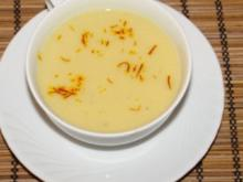 Fenchel - Safran Suppe - Rezept