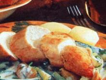 Hähnchenbrustfilet in fruchtiger Soße - Rezept