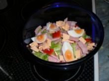 Bunter Salat auf Italenischer Art - Rezept