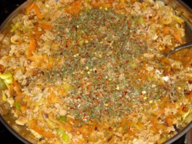 Pasta - Bolognese vegan - Rezept - Bild Nr. 6