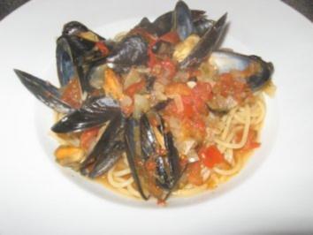 Miesmuscheln provençal - Rezept