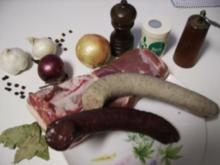 Wurstsuppe Pfälzer Art - Rezept