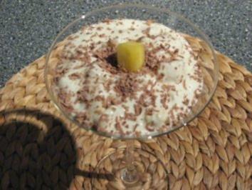Kokos-Ananas-Crème - Rezept