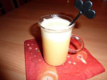 Getränk: Eierpunsch - Rezept
