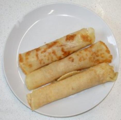 Pfannkuchen (Grundrezept) - Rezept
