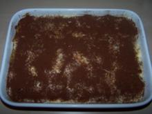 Apfel-Tiramisu - Rezept