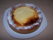 Rahmkuchen - Rezept