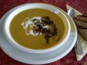 Curry-Linsen-Suppe - Rezept
