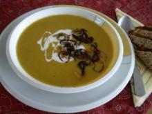 Curry-Linsen-Suppe - Rezept