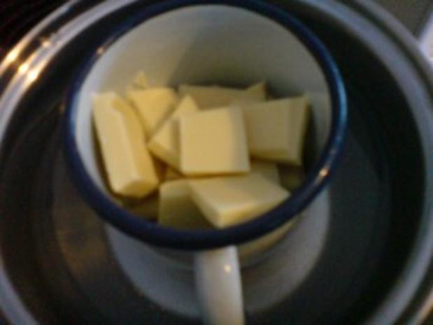 Weiße Mousse au Chocolat - Rezept - Bild Nr. 6