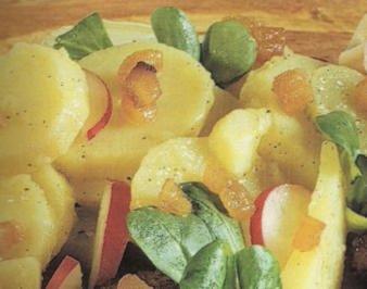 Kartoffelsalat *Rapunzel* - Rezept