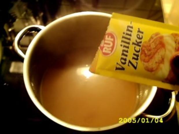 Wenn die Tiefkühltruhe zickt Part 4.0: Vanille-Mirabellen - Rezept - Bild Nr. 5