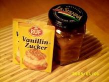 Wenn die Tiefkühltruhe zickt Part 4.0: Vanille-Mirabellen - Rezept