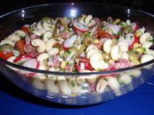Linda´s leckerer Nudelsalat - Rezept
