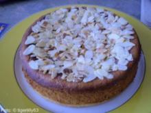 Sizilianischer Zitruskuchen - Rezept