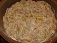 """Salatbar:  Schneller """"DIÄT""""- Kartoffelsalat - Rezept"""