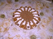 Walnuss- Krokant- Torte - Rezept