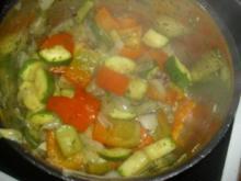 Essen für die Arbeit - Rezept