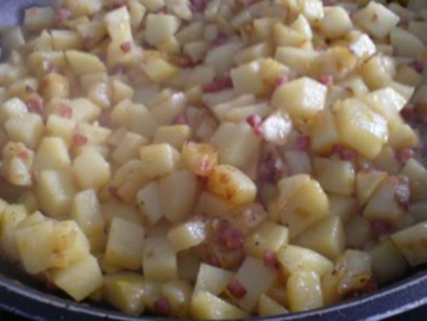 Porree-Gemüse zu Bratwurst - Rezept - Bild Nr. 19