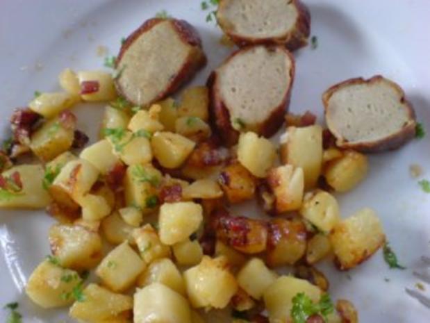 Porree-Gemüse zu Bratwurst - Rezept - Bild Nr. 25