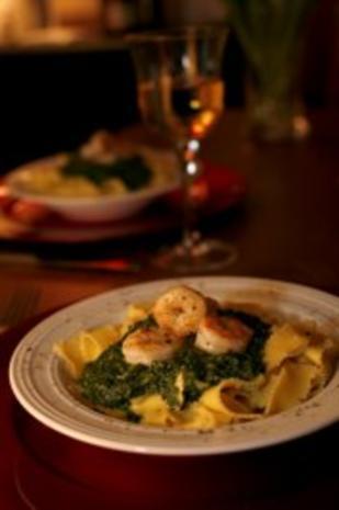 Pasta Gorgonzola-Spinato  V 1.0 - Rezept - Bild Nr. 2