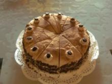Mokka Torte - Rezept