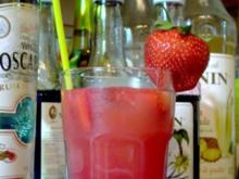 Strawberry Kiss - Rezept