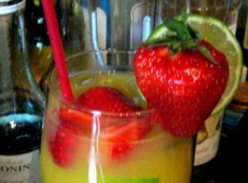 Tropical Orange - Rezept