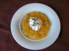 Marinierte Orangen - Rezept