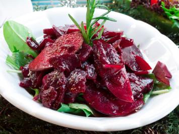 Salat: Rote Beete Salat gekocht - Rezept - Bild Nr. 2