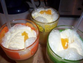 Getränk...Schneegestöber - Rezept