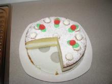 Topfen-Obers-Torte - Rezept