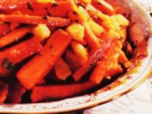 Karotten-Ananas - Best - fuer Erwachsene und Kinder wo keine essen wollen - Rezept