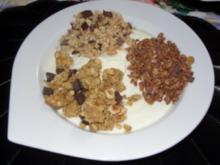 Mein schnelles Müsli-Frühstück - Rezept