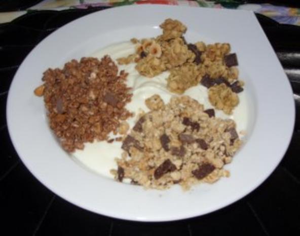 Mein schnelles Müsli-Frühstück - Rezept - Bild Nr. 3