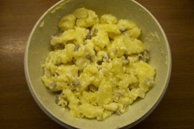 Thüringer Kartoffelsalat - Rezept