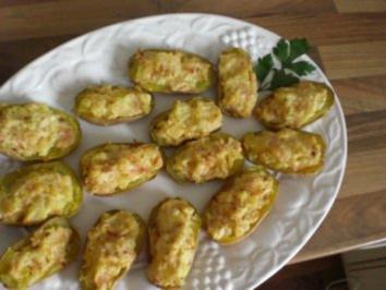 Backkartoffeln gefüllt - Rezept