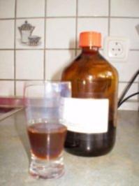 Kleiner Schwedenbitter - Rezept