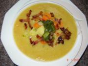 Suppen : Kartoffel-Gemüse-Suppe - Rezept