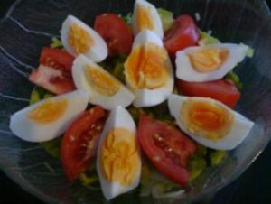 Porree-Tomaten-Salat - Rezept
