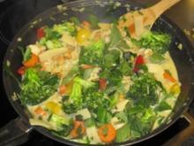 Thai Curry Dani - Rezept