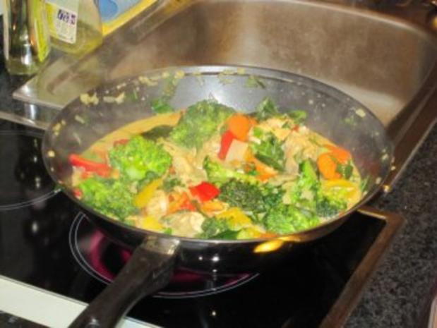 Thai Curry Dani - Rezept - Bild Nr. 2