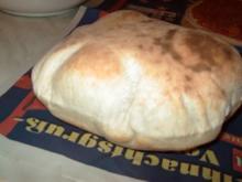 Fladenbrot, libanesisch - Rezept