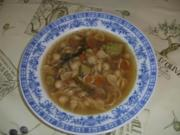 Romanesco Hühnersuppe - Rezept