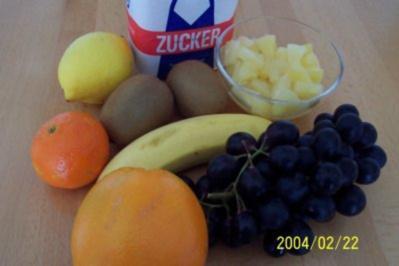 Vitaminbombe - Rezept