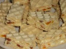 Tutti Fruti Waffel Oblaten - Rezept