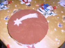 Milky- Way- Torte - Rezept