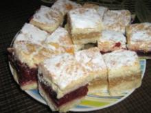 Faulenzer Pita mit Apfeln oder Kirschen - Rezept