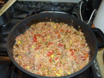 Rezept: Mediterraner Reis
