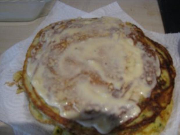 Schinken-Käse-Crespelles - Rezept - Bild Nr. 9